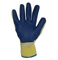 Перчатки стекольщика/каменщика с эластичным манжетом Doloni 4502