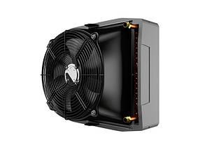 Тепловентилятор водяной 95 кВт FlowAir LEO XL2, фото 3