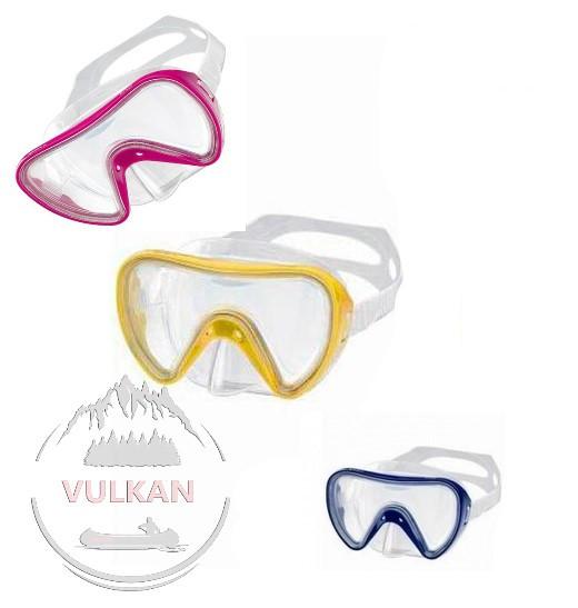 Силиконовая маска для плавания Mares Tortuga 411325