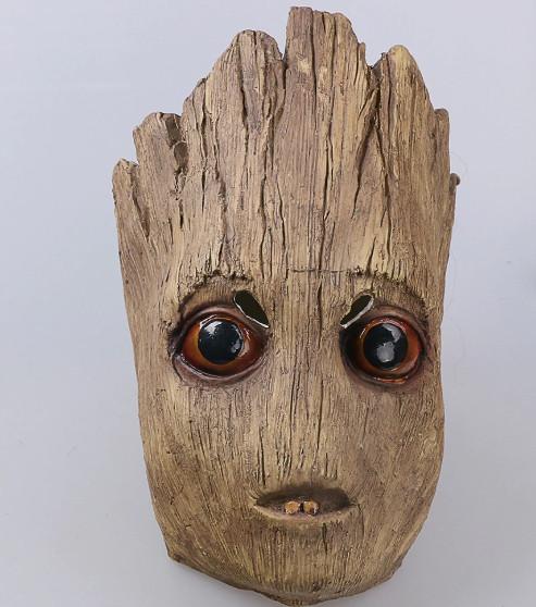 Латексная маска Грутта - Стажи галактики