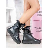 Женские кожаные ботинки ,ботинки кожаные женские весна ,ботинки кожаные женские осень,обувь зимняя кожаная