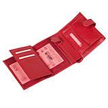 Женский кошелек Butun 186-004-006 кожаный красный, фото 5