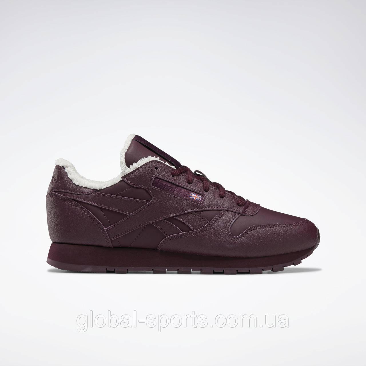 Жіночі кросівки Reebok Classic Leather (Артикул: FU7776)