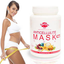 Антицеллюлитные маски подтягивают кожу, придают эластичность и упругость