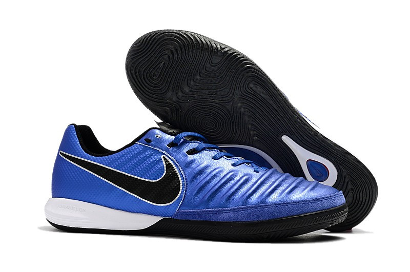Футзалки Nike Tiempo Lunar Legend VII Pro IC blue