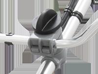 Бесключевая регулировка рукоятки мотокосы
