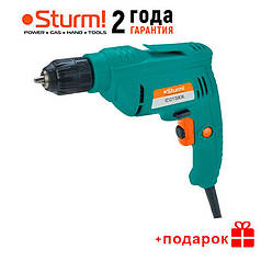 Дрель Sturm ID21580K 580 Вт, самозажимной патрон, без удара