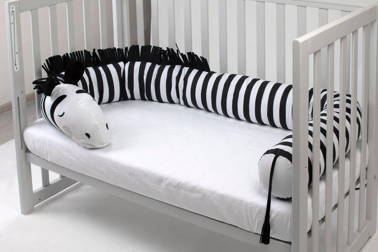 Многофункциональная подушка Veres Zebra 2,5м