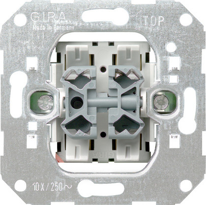 Gira 015500 Клавишный выключатель переключатель