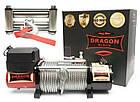 Лебедка Dragon Winch DWM 13000 HD 24V, фото 2