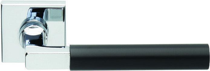 Ручки Zogometal 2281 хром/чорний