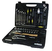 Набор инструментов Sigma 59шт CrV