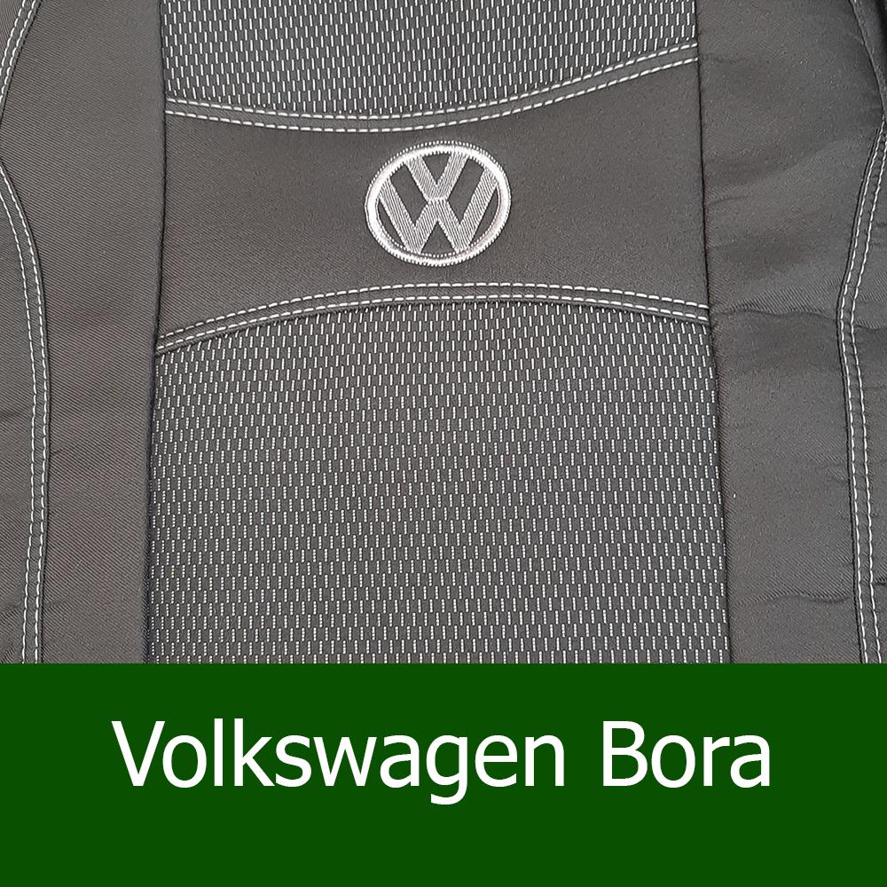 Чехлы на сиденья Volkswagen Bora (Nika)