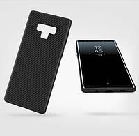 Карбоновый чехол для Samsung Note 9 N960 Nillkin Synthetic Fiber, фото 1