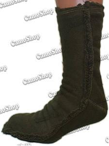 Утепляющие толстые вкладыши в ботинки (флисовые меховые термоноски )