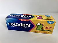 Дитяча зубна паста Colodent Junior 2-6 р