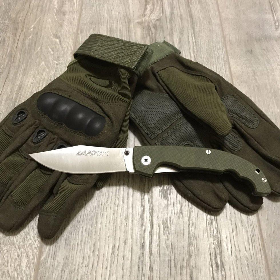 Нож туристический Land А535