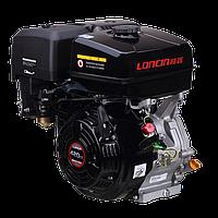 Бензиновый двигатель Loncin G420F (12.24 л.с.)