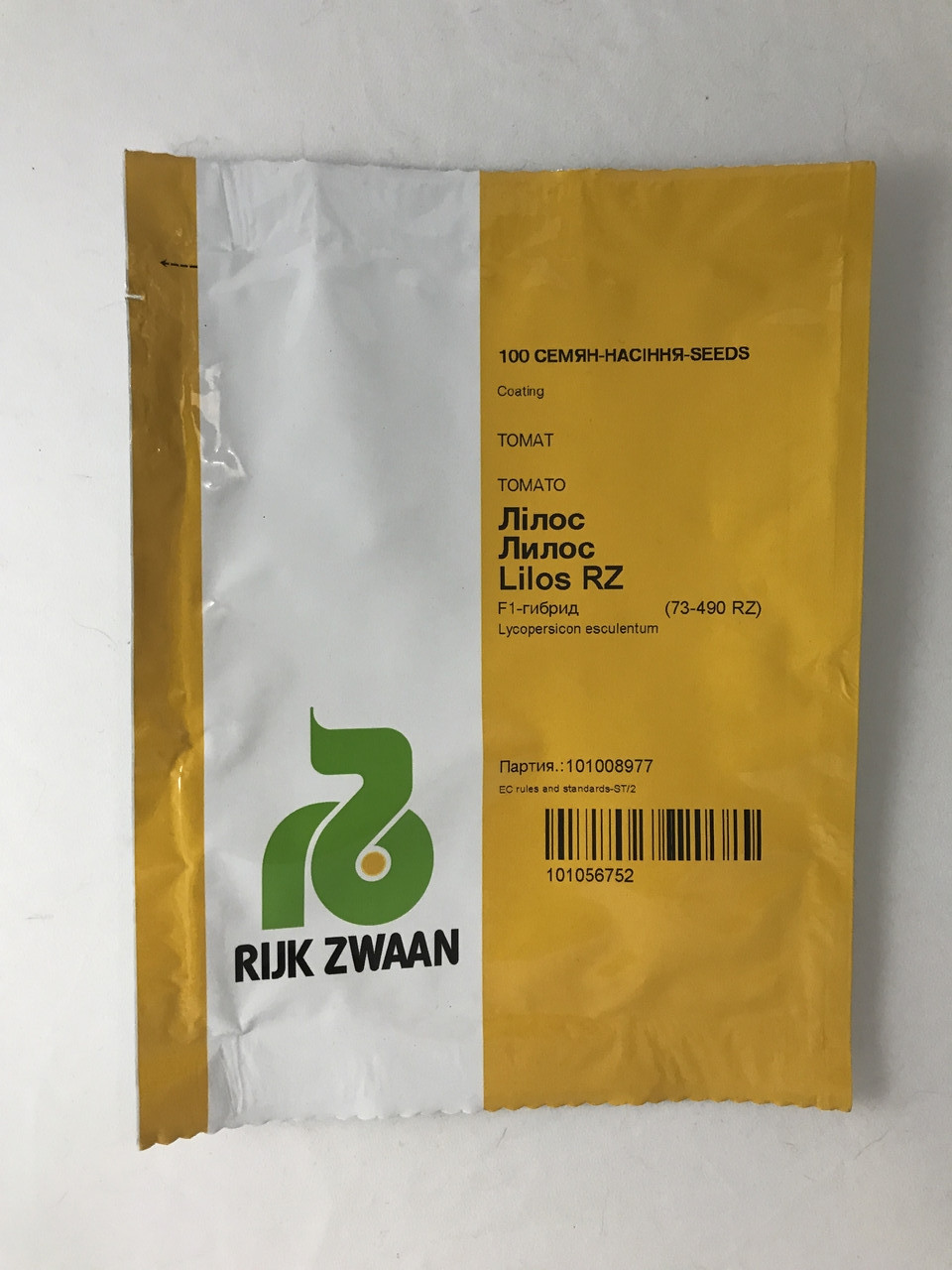 Семена томата Лилос F1 100 шт. (Rijk Zwaan) (1041910286)