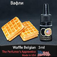 Ароматизатор TPA (TFA) Waffle Belgian (Вафли) 5мл