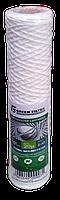 Фільтр з поліпропіленового шнура 20 мкм, фото 1