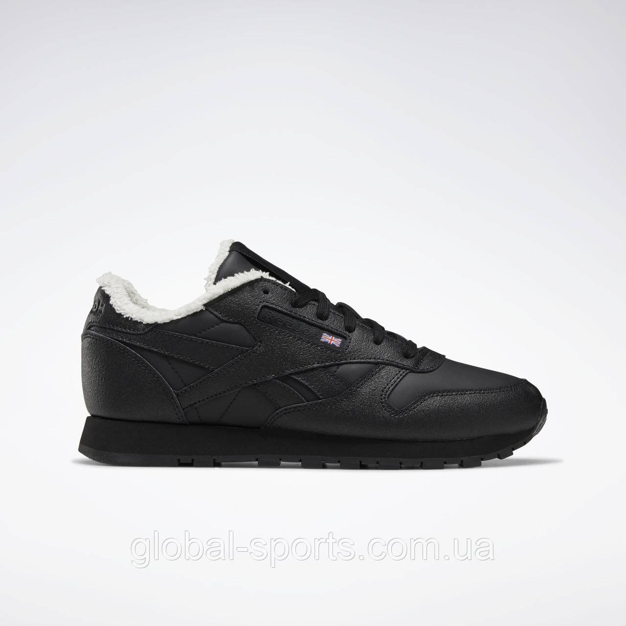 Жіночі кросівки Reebok Classic Leather (Артикул: FU7775)