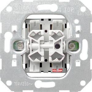 Gira 010500 Клавишный выключатель переключатель