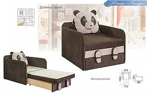Диван юниор Мебель-Сервис «Панда», фото 2