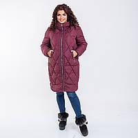Женская куртка Indigo N 040T PLUM