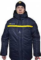 Куртка зимняя ДСНС нового образца