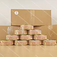 ЯЩИК Паштет печеночный со сливочным маслом 240 г Этнические мясники (ящик-48шт)