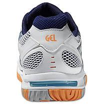 Кроссовки волейбольные Asics Gel Tactic B302N-0141, фото 3