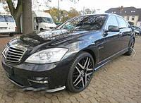 AMG обвес / рестайлинг Mercedes Benz S-class W221, фото 1