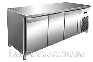 Стол холодильный EWT INOX GN 3100 TN