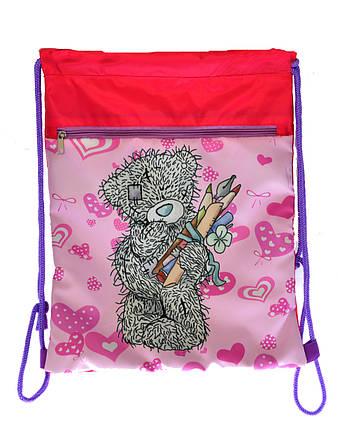 Рюкзак для сменки Ведмедик, фото 2