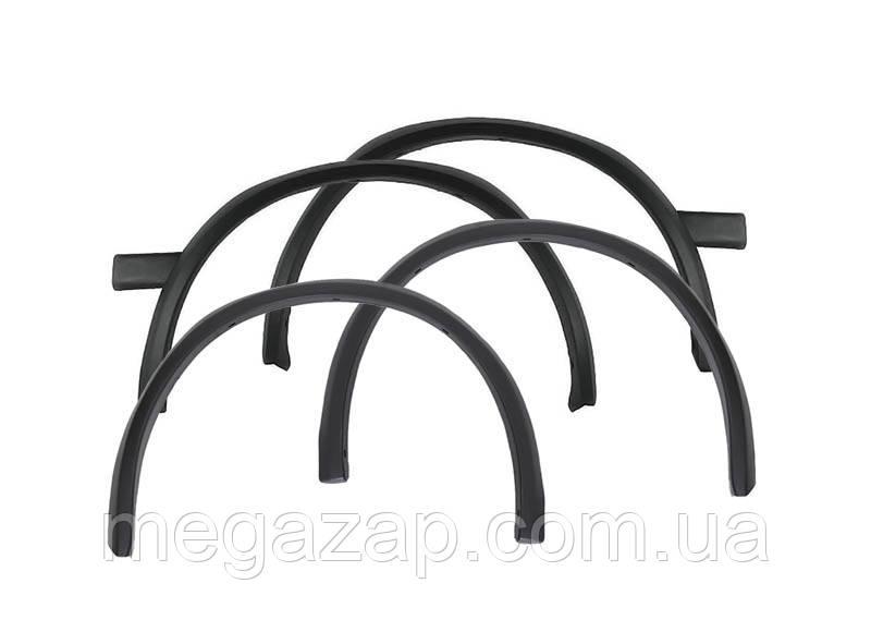 Молдинг арки крыла (Комплект) VW Golf (87-89)