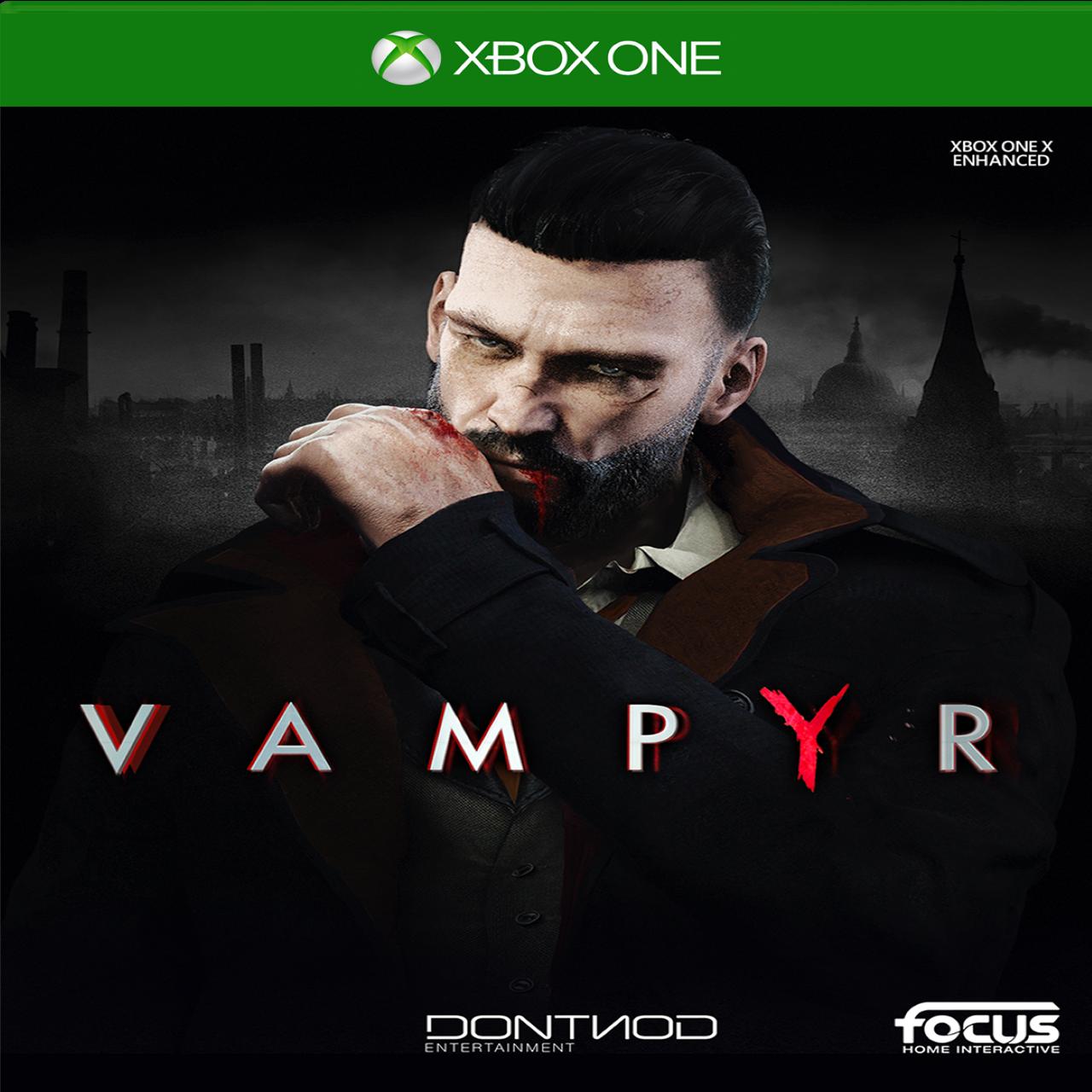 Vampyr (російська версія) XBOX ONE