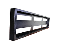 Корпус (рамка) 160см х 48см для изготовления бегущей строки