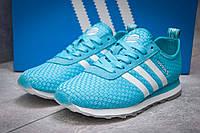 Кроссовки женские Adidas Lite, голубой (13418) размеры в наличии ► [  37 38 39 41  ], фото 1
