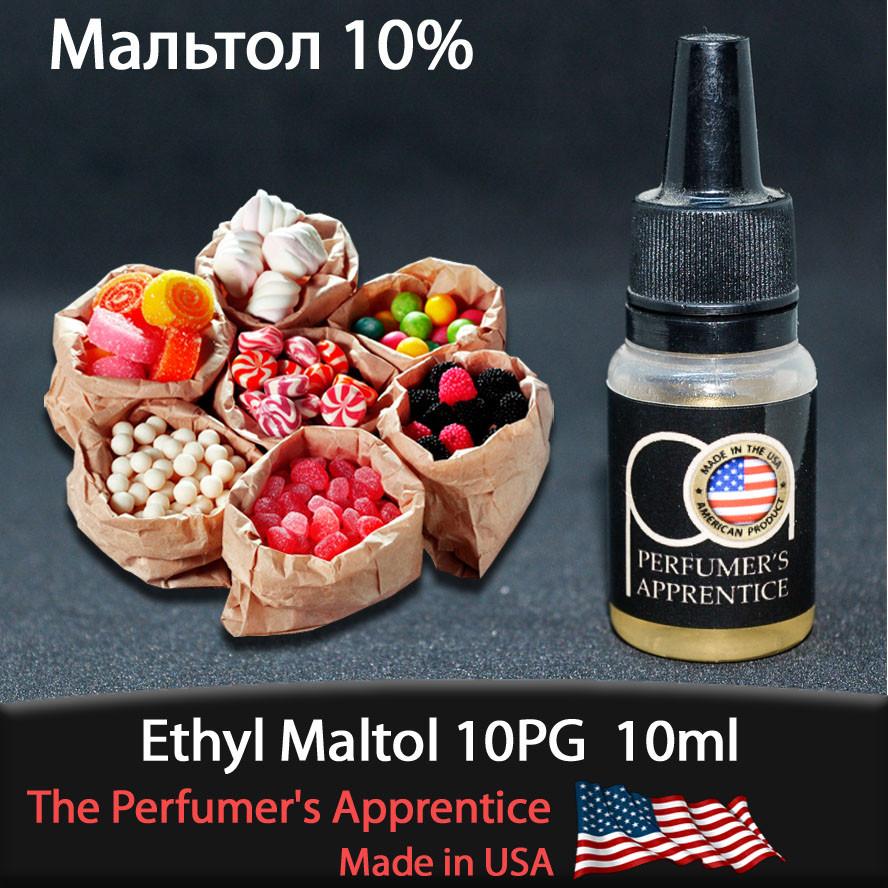 Ароматизатор TPA (TFA) Ethyl Maltol 10PG (Мальтол) 10мл
