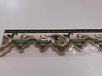 Бордюр обойный 8 см (зеленые)
