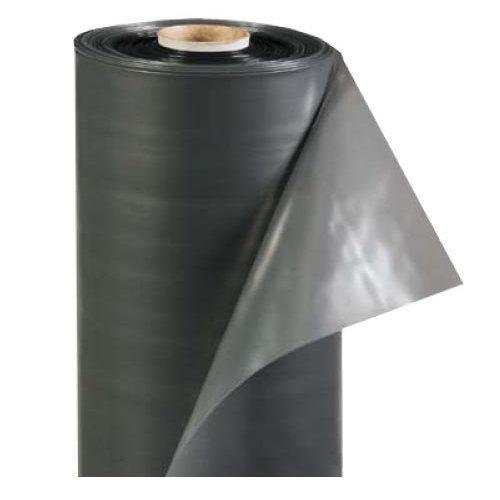 Пленка полиэтиленовая  вторичная 80мкм (3м x100м)