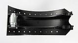 Тормозная колодка барабан BPW колодки тормозные БПВ  420х180, фото 2