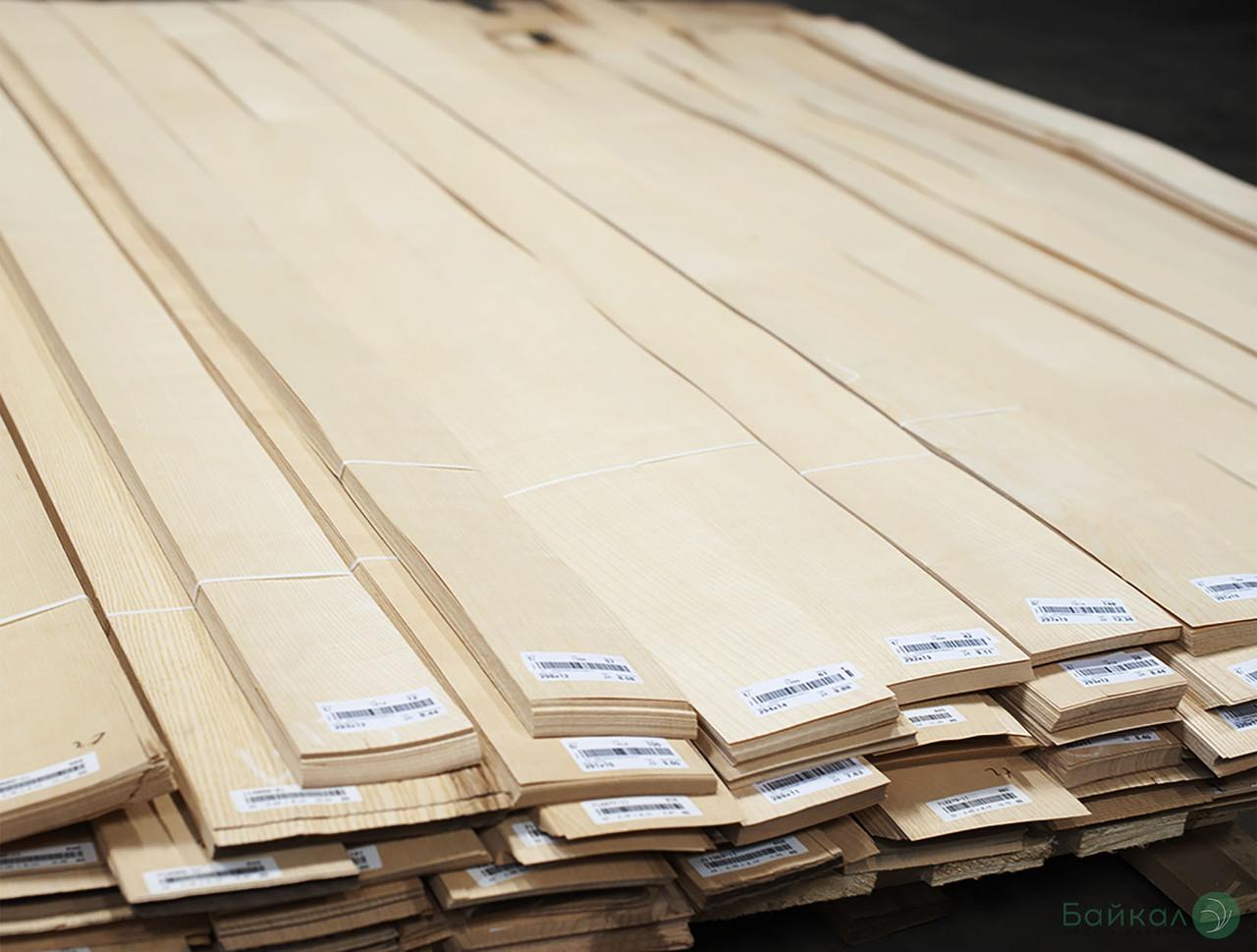 Шпон Ясень Белый Европейский - 0,6 мм I сорт - длина от 1.0 м до 2.0 м / ширина от 10 см+