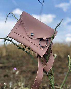 Женская сумка на пояс
