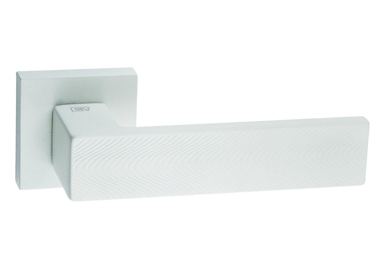 Ручки для дверей Emporio ONDE білий