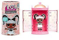 Игровой набор с куклой L.O.L. серии Hairgoals Модное перевоплощение