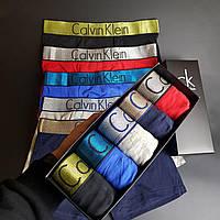Новая коллекция! Набор мужских трусов Calvin Klein modern 5 штук хлопок!