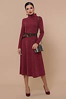 Ділова сукня з ангори, фото 1