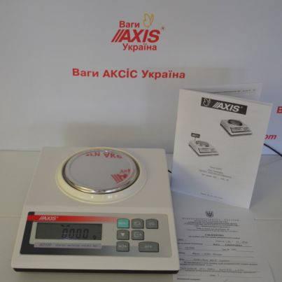 Весы лабораторные АХIS AD60, фото 2